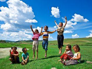 children's, children, asian